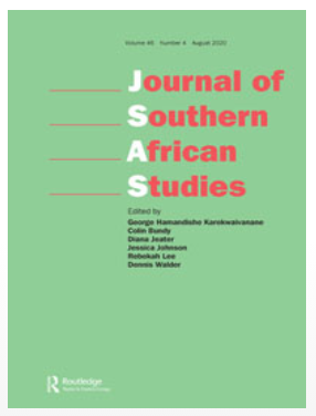 Cover image of journal issue